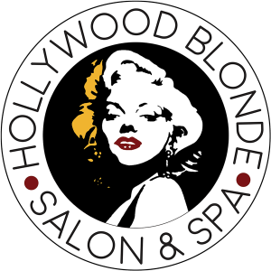 hollywood blonde st charles mo salon logo